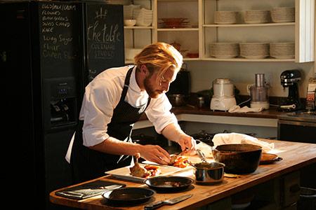 Chef Roark MacKinnon