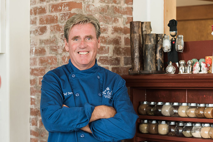 Chef Derrick Hoare