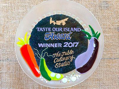 Taste Our Island Award